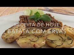 Batatas com ervas - Cozinha da Robs
