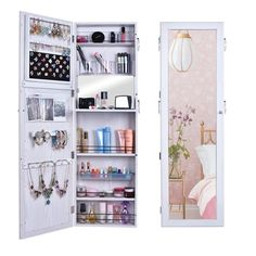 Awesome Behind The Door Makeup Organizer My Dream House