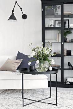 Beautiful Living Room Corner