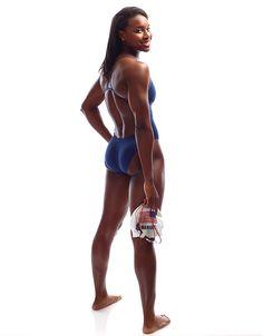 Simone Manuel: Meet Team USA Rio 2016 Olympics