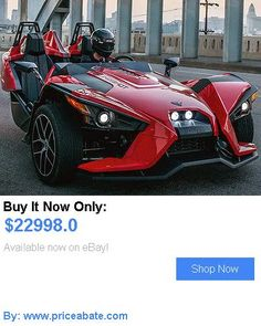 motorcycles And scooters: Other Makes: Polaris Slingshot Sl New 2016.5 Polaris Slingshot Sl Model Red Pearl Sale Out The Door Price BUY IT NOW ONLY: $22998.0 #priceabatemotorcyclesAndscooters OR #priceabate
