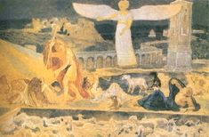 Adoration of the shepherds - Ivanov Alexander