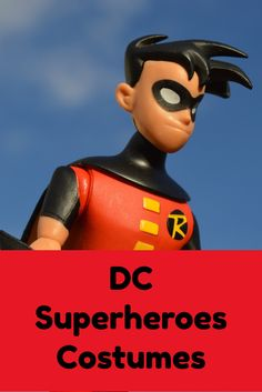 DC superheroes halloween costumes