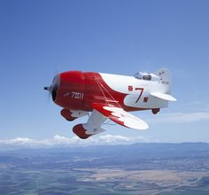 This plane | Probably the cutest aircraft ever made | Gee Bee Model R