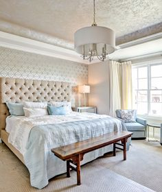 special treatment ceiling master bedroom
