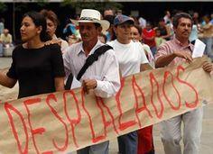 Colombia: ONU alertó sobre desplazamientos en el Chocó