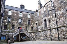 Stirling Kalesi'ni oluşturan yapılardan biri