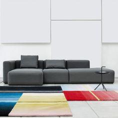 Hay Teppich Colour Carpet 240 cm x 170 cm, Muster 01 #HAY #artvoll #TopMarke www.artvoll.de
