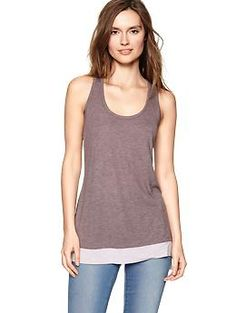 Gap Pure colorblock tank | Gap