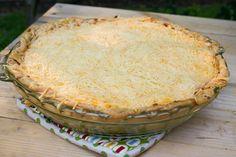 Vidalia Onion Tomato Pie