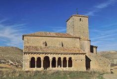 Iglesia Románica de San Pedro - Caracena, provincia de Soria