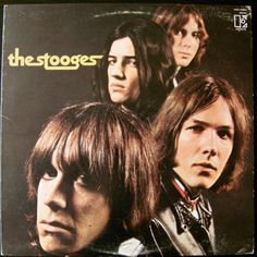 """The Stooges - """"The Stooges"""""""