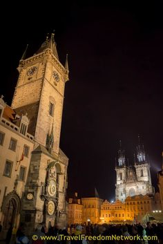 Prague Travel Tips.