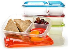 Easily prepare Meals in Advance for Work.