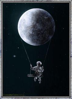Animated Gif by monastirlimaria Good Night Gif, Good Night Messages, Gif Animé, Animated Gif, Luna Moon, Images Gif, Gif Photo, Beautiful Gif, Cute Girl Photo