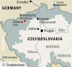One of Nazi Germanys first goals was annexing the Sudentenland region of Czechoslovakia.