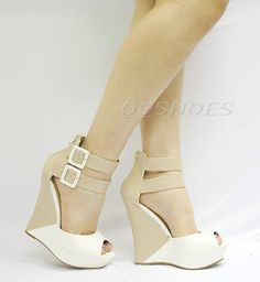 fc86fb97457 181 Best Wedge Shoes Galore images