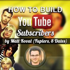 Image of How to Build YouTube Subscribers