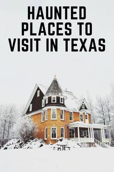 travel destinations Texas places to visit - Haunted Places to Visit in Texas Most Haunted Places, Spooky Places, Cool Places To Visit, Places To Travel, Places To Go, Travel Destinations, Abandoned Amusement Parks, Abandoned Places, Abandoned Castles