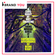 There is nothing superficial at Brand You we get right down to the heart and soul of your identity    http://www.brandyou.ie/
