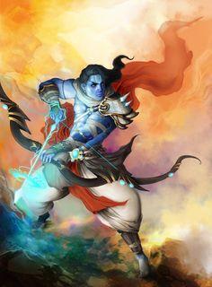The Prince Of Ayodhya by DennyKotian - Ram Ramayana