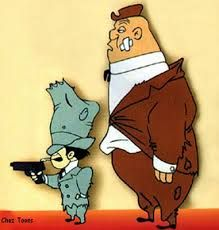Rocky and Mugsy; More rare looney tunes characters