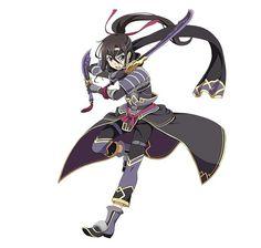 Sword Art Online - Japanese warrior GGO Kirito
