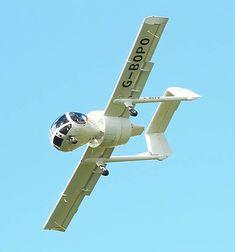 Edgley Optica - Craziest 10 aircraft designs