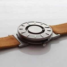 Bradley timepiece for blind people proves  inclusive design has wide appeal modern watch