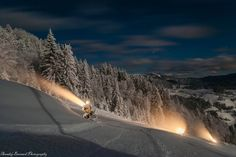 Ski resort Stari vrh - winter has hit #sLOVEnia www.slovenievastgoed.nl