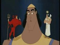 Emperor's New Groove - Kronk's Mission.