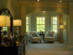 Master Bedroom Sitting Room idea
