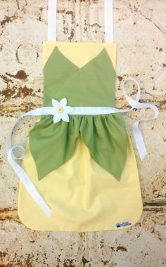 TIANA Princess and the Frog Disney by QueenElizabethAprons on Etsy