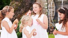 8 Questions To Ask Before Having Kids At Your Wedding (I know this is pretty much taken care of already, but there's some good info here)