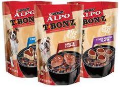 Free Purina Alpo T-Bonz Dog Treats