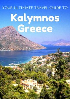 If you're looking for raving nightlife and fancy clubs, then Kalymnos isn't for you. But if you're after a unique Greek experience that offers plenty of adventure, cuisine and beauty, then we think you'll love Kalymnos just as much as we did. Here's everything you need to know to start exploring this fascinating spot.