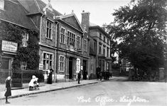 The Post Office, Church Square, Leighton Buzzard...