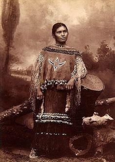 Индианки Северной Америки фото