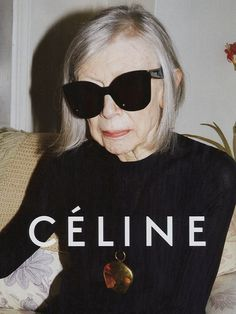 Is This the Coolest Céline Ad of All Time? via @WhoWhatWear