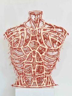 Textiles Sketchbook, Armelle, Art Textile, A Level Art, Anatomy Art, Soft Sculpture, Wearable Art, Art Inspo, Fiber Art