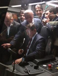 Aksaray- Yenikapı Metro Hattı Açıldı yeni