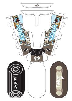 Besoin de chaussures volantes pour vous déplacer plus vite ? Ca existe, mais en papier Plus sérieusement, l'artiste coréen 1000DAY s'est inspiré des travaux de Filippo Perin (aka PHIL) et de son 'Bag Boy' pour réaliser cette série de…