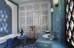 marokkaanse badkamer inrichten