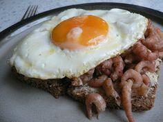 Aus der regionalen Küche: Fischerfrühstück mit Krabben - kuechenlatein.com