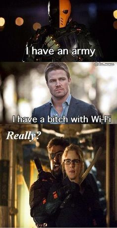 #Arrow No this is not okay :p... I just got my lovely shipper feels from my other show now i need it with Olicity too!