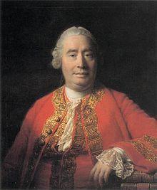David Hume (Edimburgo, 7 de mayo de 1711 – ibídem, 25 de agosto de 1776)1 fue un filósofo, economista, sociólogo e historiador escocés y constituye una de las figuras más importantes de la filosofía occidental y de la Ilustración escocesa.