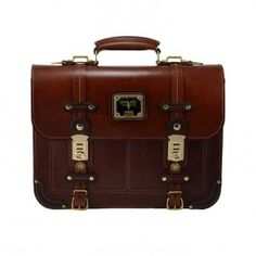 4595234e86f BUSINESS BRIEFCASE - Russet Macbook Pro Bag, Leather Briefcase, Business  Briefcase, Backpack Straps
