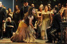 Nancy Fabiola Herrera as Carmen in Opera Australia