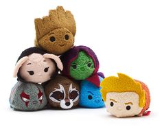 My Tsum Tsum | Disney's Tsum Tsum Plush Guide