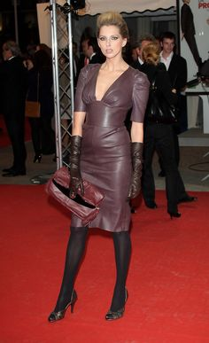 1000 Images About Leather Dresses On Pinterest Leather